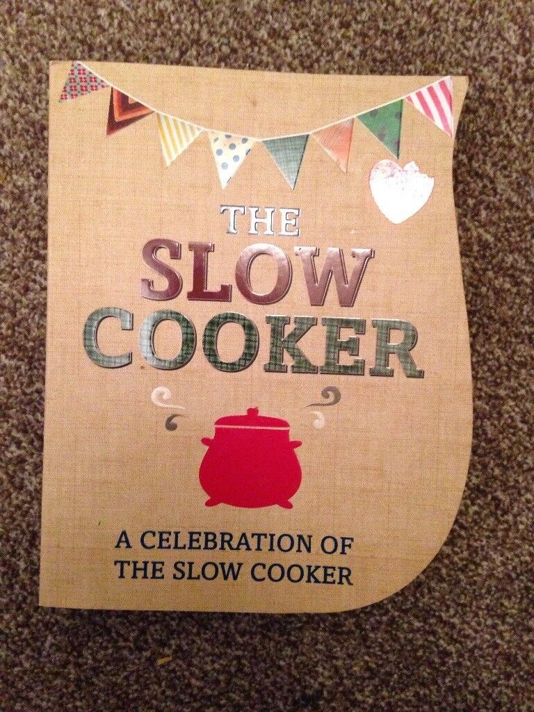 The Slow Cooker - Cook Book