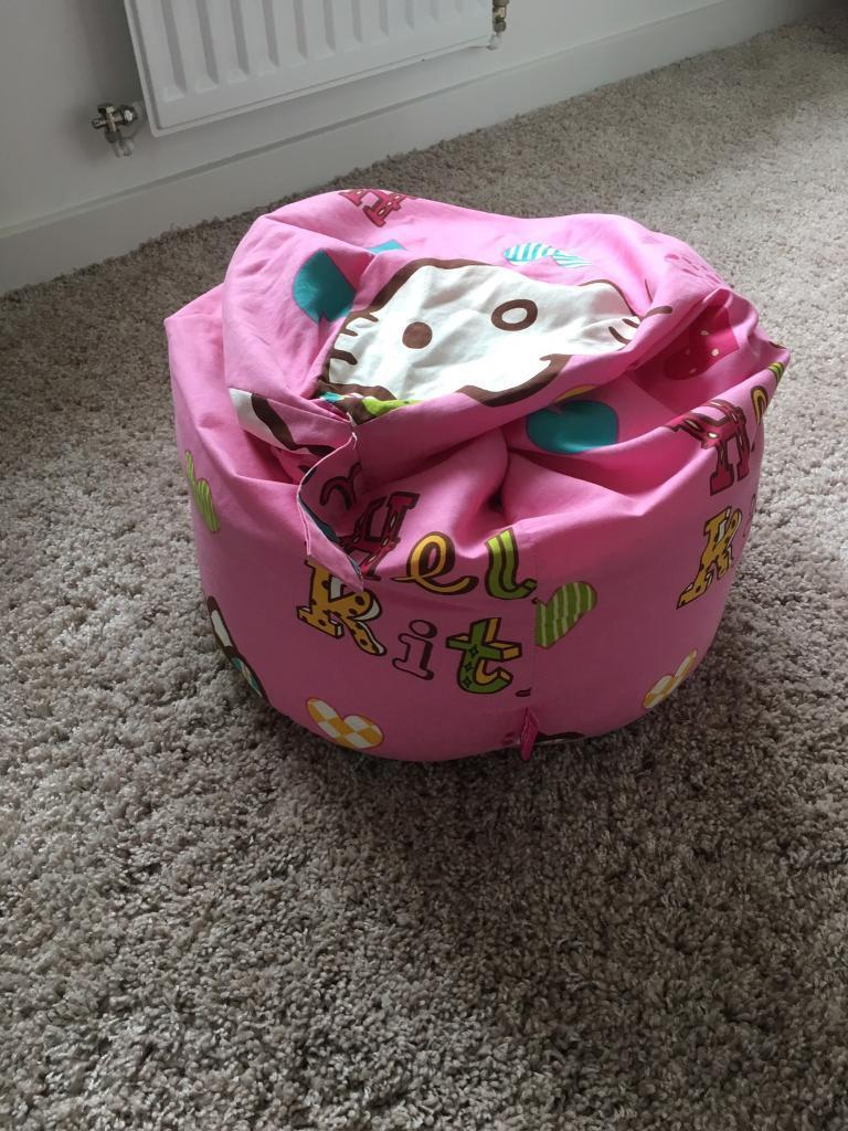 Hello Kitty Beanbag In Leicester Leicestershire Gumtree