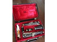 SML King Lemaire Bb Wood Clarinet
