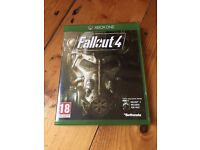 Fallout 4 (Microsoft Xbox One) - Excellent Condition