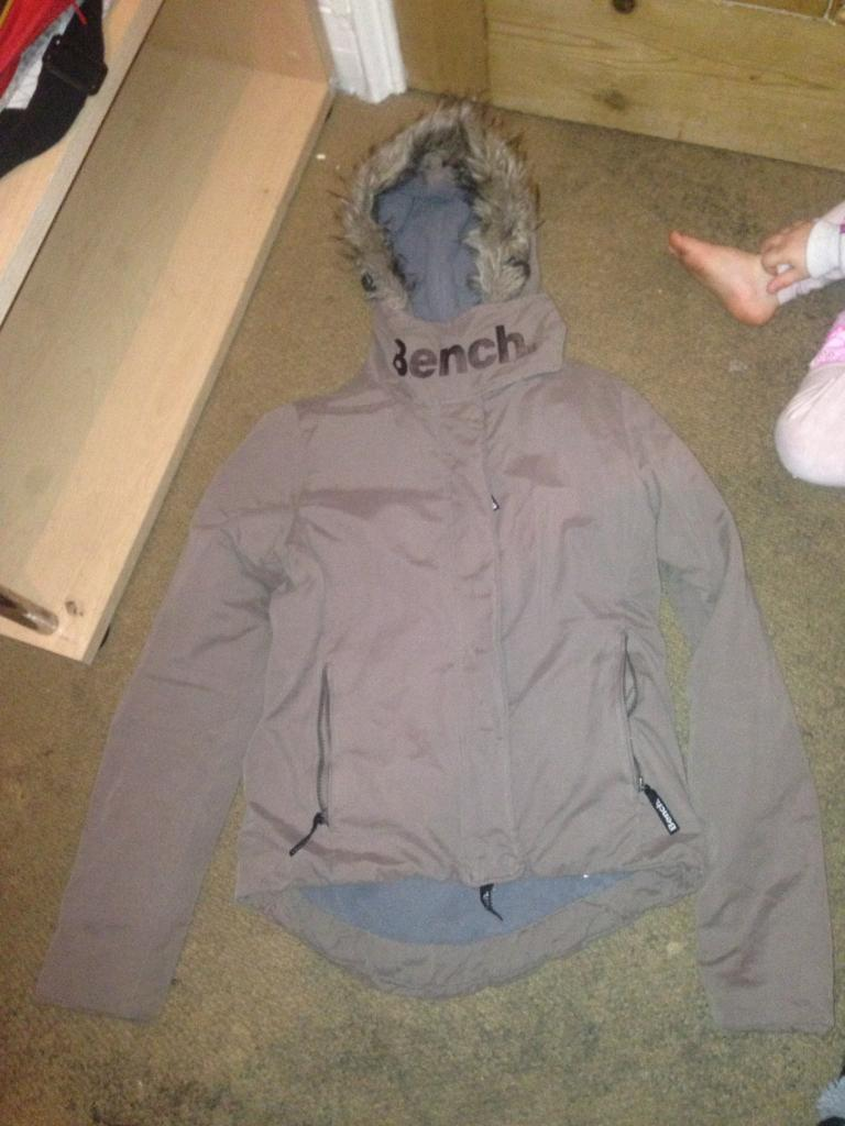 Jacket benchin Kings Lynn, NorfolkGumtree - Jacket women winter bench. Excellent condition size s. Collection only x Thank you