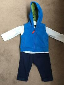 Baby Boys Outfit from M&S - 6-9 months