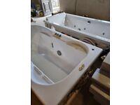 Jet/Jacuzzi Bath Extra Large and Regular sizes