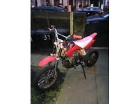 140cc Pit Bike / Dirt Bike / Scrambler / Motor Bike