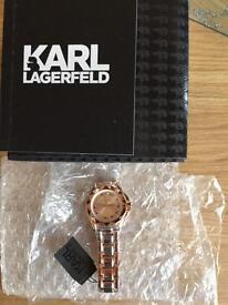 Karl Lagerfeld Ladies Watch NEW
