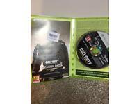 Used Call Of Duty Advanced Warfare Xbox 360 game