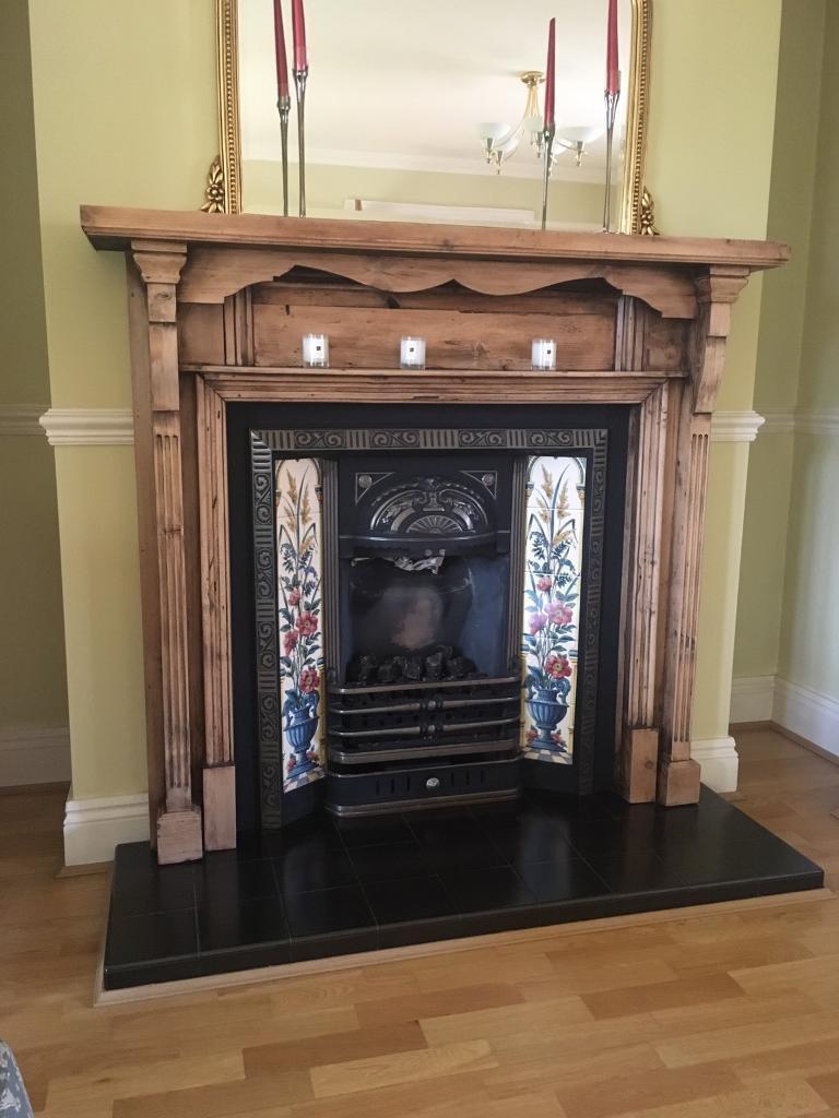 victorian cast iron fireplace in newark nottinghamshire gumtree