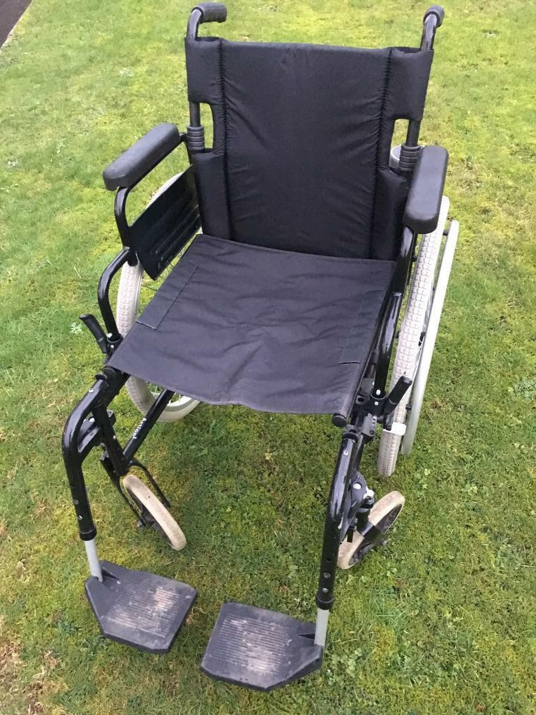 Folding wheelchair taunton