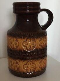 Vintage Retro West German Vase