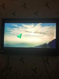 "50"" Tv with remote"