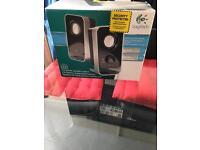 Pc Logitech speakers