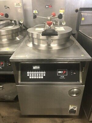 Bki Commercial Pressure Fryer Broaster For Chicken Nr