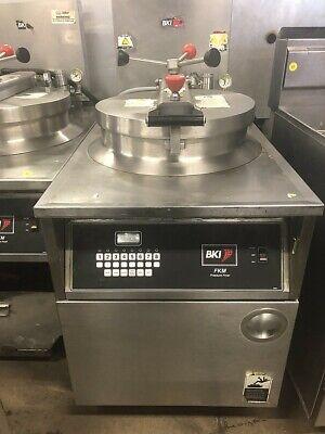 Bki Commercial Pressure Fryer Broaster For Chicken Nr
