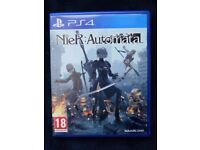 Nier Automata - Sony Playstation 4 Game - Amazing PS4 Action Adventure Japanese Sci-Fi - Like New