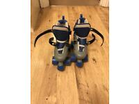 SFR Storm roller blades size 12 used once
