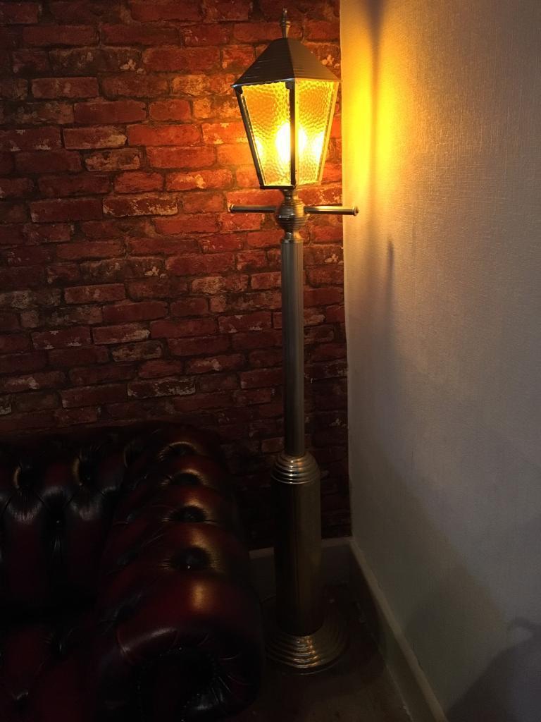 Victorian street lamp indoor | in Gildersome, West Yorkshire | Gumtree for Indoor Street Light Lamp  199fiz