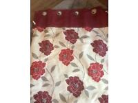 "Lovely big curtains size 86""x88 "" collect bicester £20"