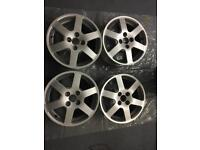 Honda Jazz 15 inch Alloy Wheels (set of 4)
