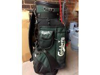 Carlsberg Golf Bag