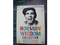Norman Wisdom Collection - 12 dvd box set