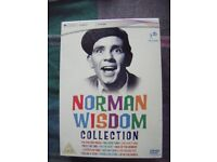 Norman Wisdom Collection - 12 dvd box set