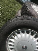 4 All Season Tires and Rims