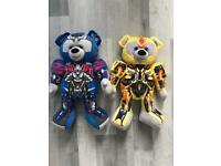 Build a bear transformer bears with changing head