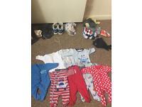 New born baby boy chlothes
