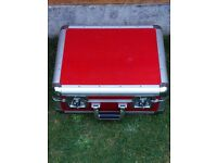 Flight case heavy duty aluminium