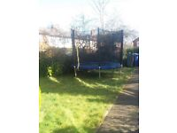 8ft TRAMPOLINE for sale!!!!!!