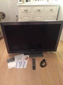 "Sony Bravia hd 46inch television tv KDL -46W300"""