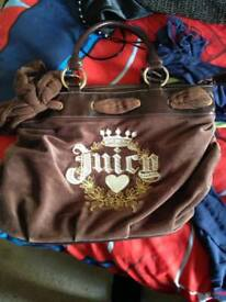 Juicy collection bag
