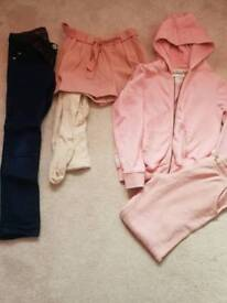 Girls clothes age 8 - 11