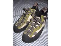 climbing shoes - five ten
