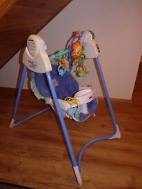 Fisher-Price Link-A-Doos Magic Motion Swing