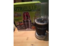 Nutribullet 600 series 12 piece
