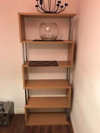 Shelf unit (beech colour)