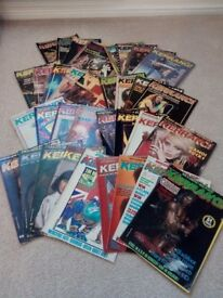 Korrang magazines (collectable)