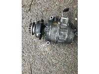 Vw t5 air con pump 2.5