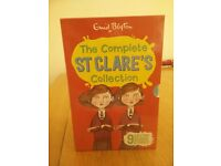 The complete St Clare's Collection in original package (ordered by mistake) have 2sets.