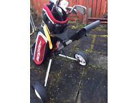 Golf Set with trolley - Excellent for beginners