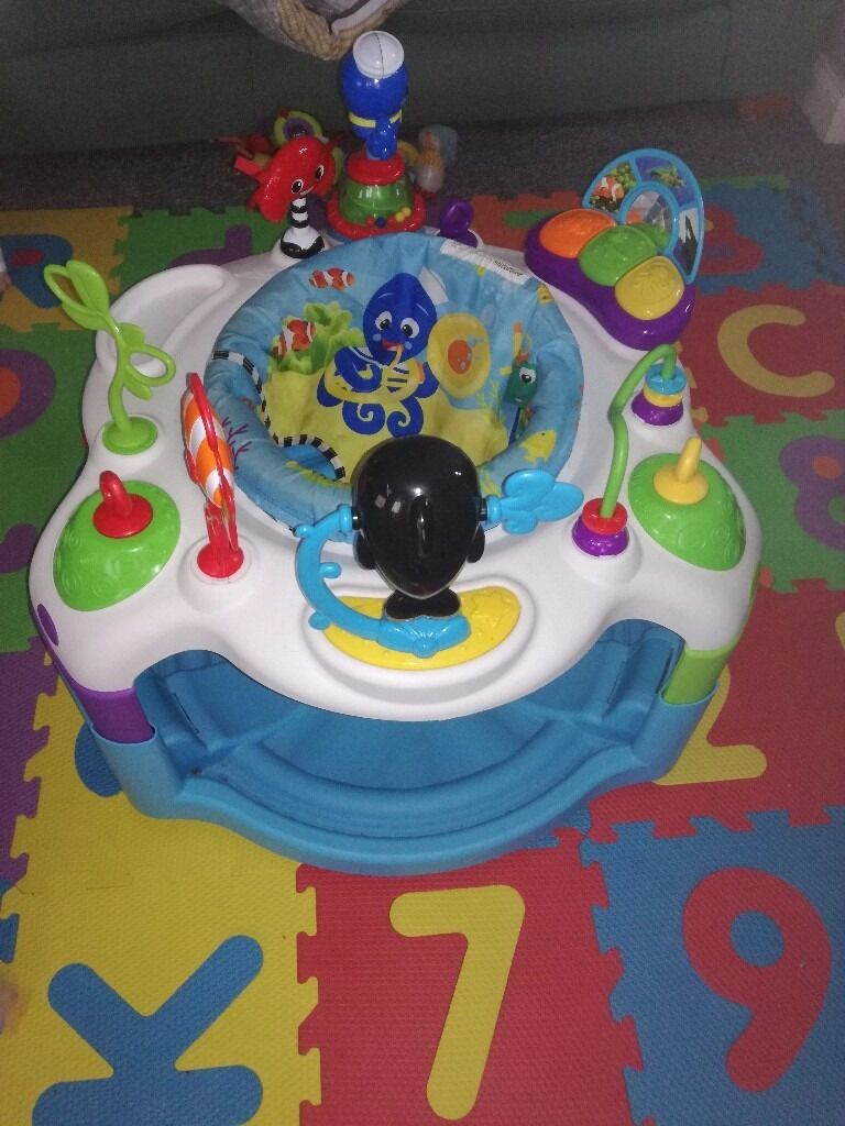 Under the sea activity ring