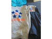 Big bag boys clothes age 11-12