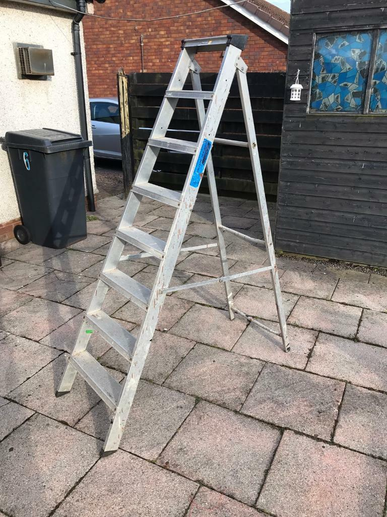 Stepladders youngman 7 tread