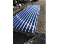 PVC Corrugated Roofing Sheet 8ft x 2ft6inch