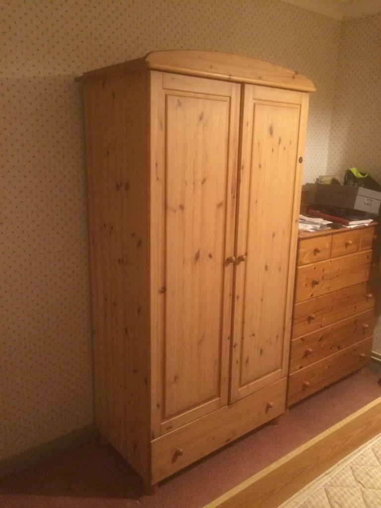Ikea Large Wardrobe In Beautiful Buy, Sale And Trade Ads