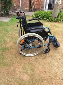 Roma Medical Power Wheelchair perfect for carers