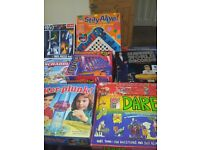 BARGAIN 30 BOXD NEW COND GAMES TOYS
