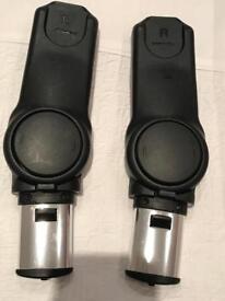 Icandy peach car seat adaptors