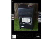 Gas heater (mobile/ portable